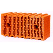 Керамический пустотелый блок